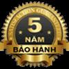 bao hanh 5 nam