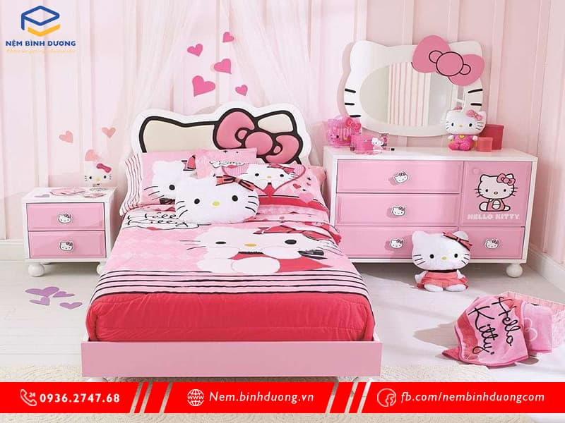 Bí quyết chọn giường cho phòng ngủ nhỏ - Nệm Bình Dương