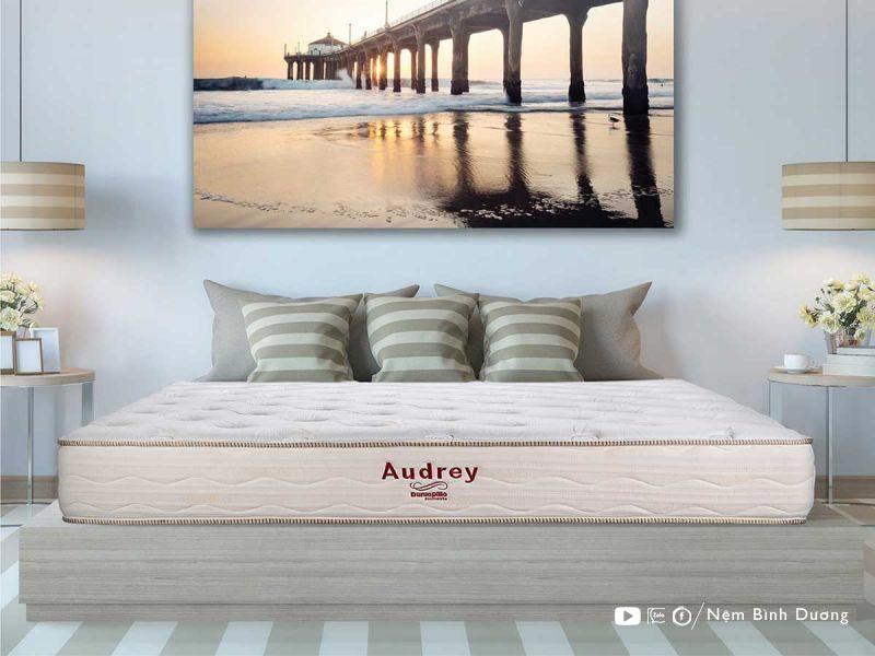 Nệm lò xo Dunlopillo Audrey - Nệm Bình Dương