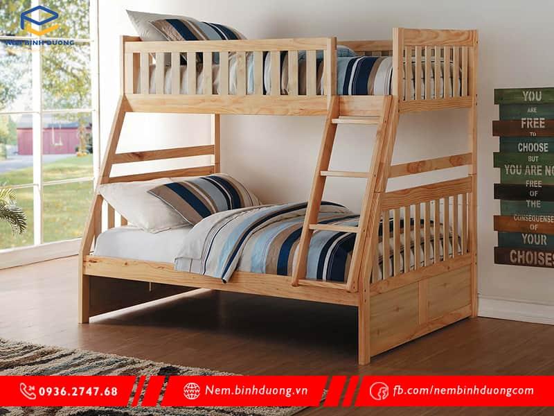Nệm phù hợp cho giường tầng - Nệm Bình Dương