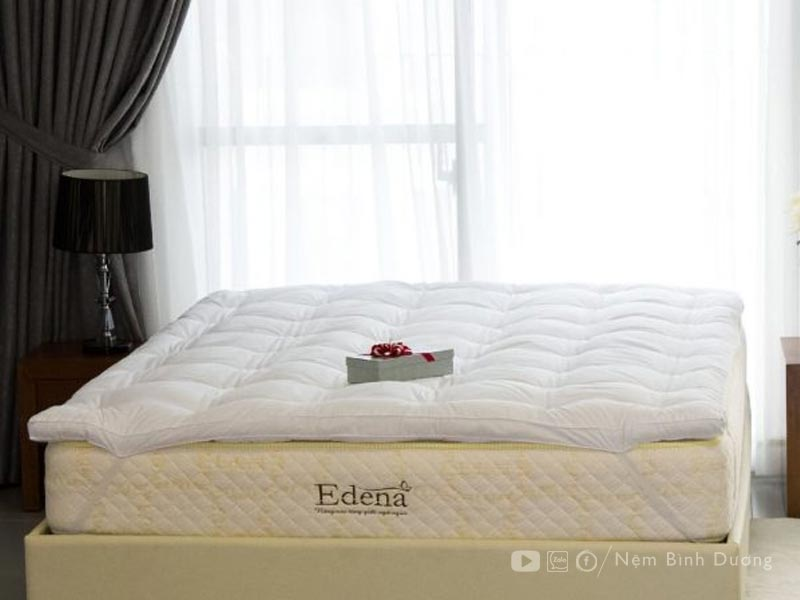 Topper Edena Deluxe - Nệm Bình Dương
