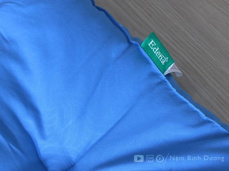 Topper Edena màu xanh dương - Nệm Bình Dương